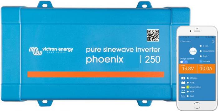Phoenix Inverter 48/250 230V VE.Direct IEC-big