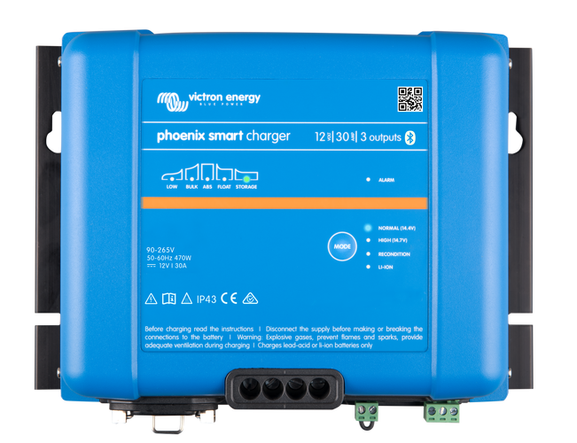 Phoenix Smart IP43 Charger 12/30(3) 230V-big
