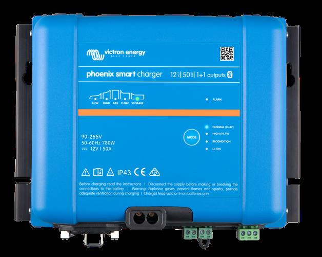Phoenix Smart IP43 Charger 12/50(1+1) 230V-big