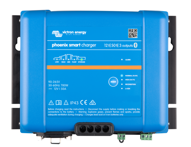 Phoenix Smart IP43 Charger 12/50(3) 230V-big