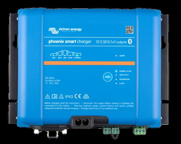 Phoenix Smart IP43 Charger 24/25(1+1) 230V-big