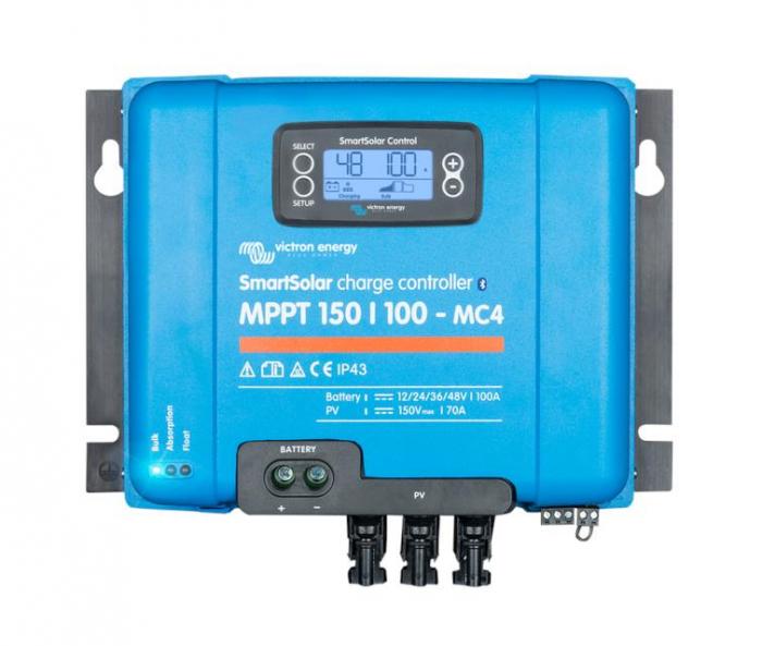 SmartSolar MPPT 150/100-MC4-big