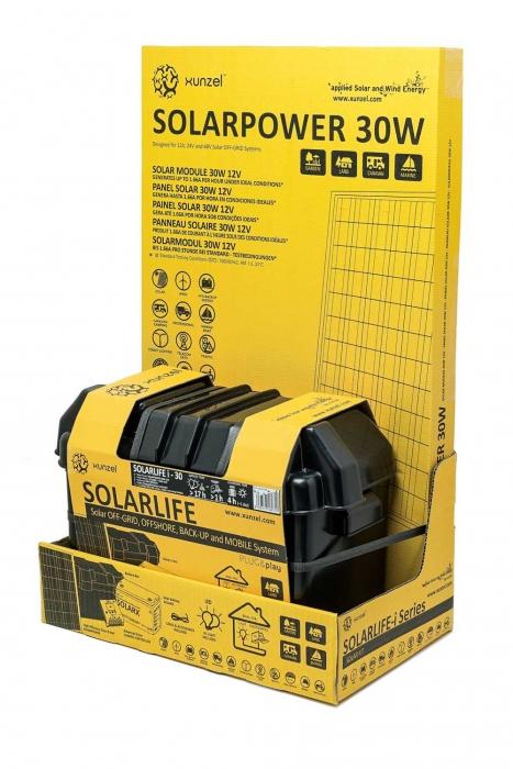 Solar Kit Xunzel SOLARLIFE 30i-big