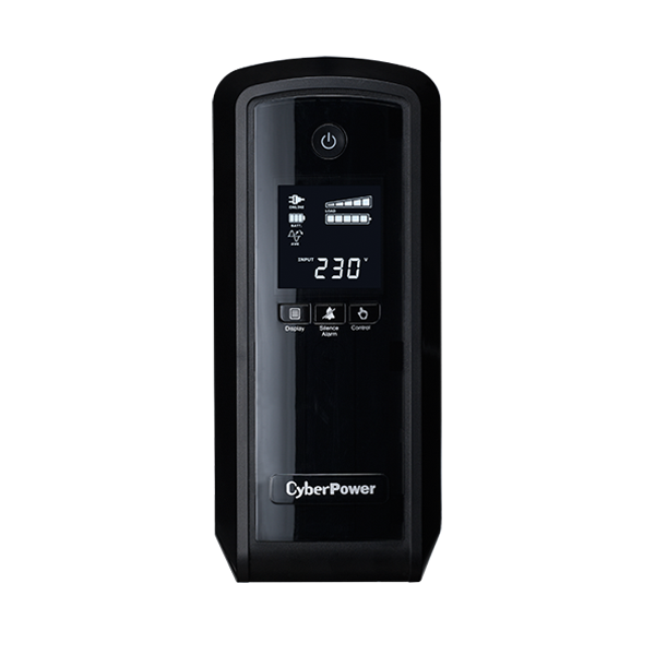 UPS Cyber Power CP900EPFCLCD Line-Interactive 900VA 540W-big