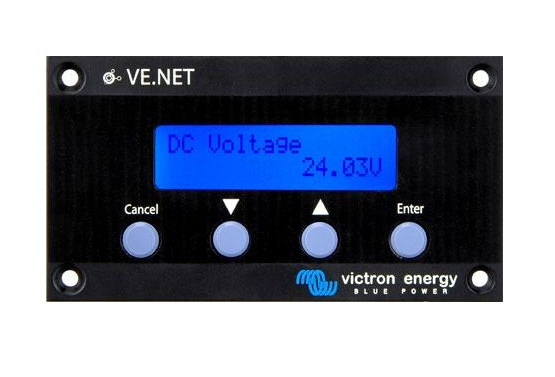 VE.Net GMDSS panel-big