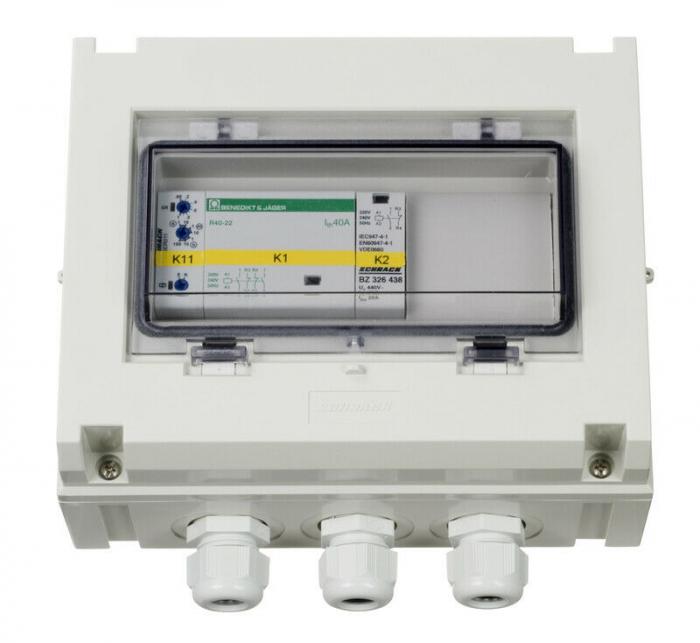 VE Transfer Switch 5KVA, 1ph, 200-250Vac-big