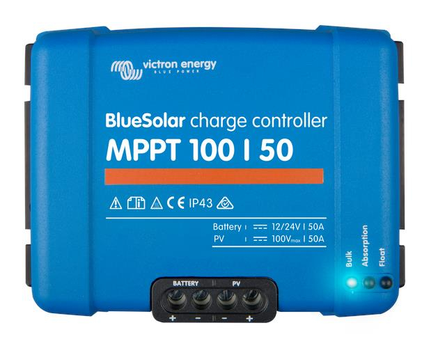 Victron Energy BlueSolar MPPT 100/50-big