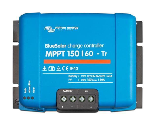 Victron Energy BlueSolar MPPT 150/60-Tr-big