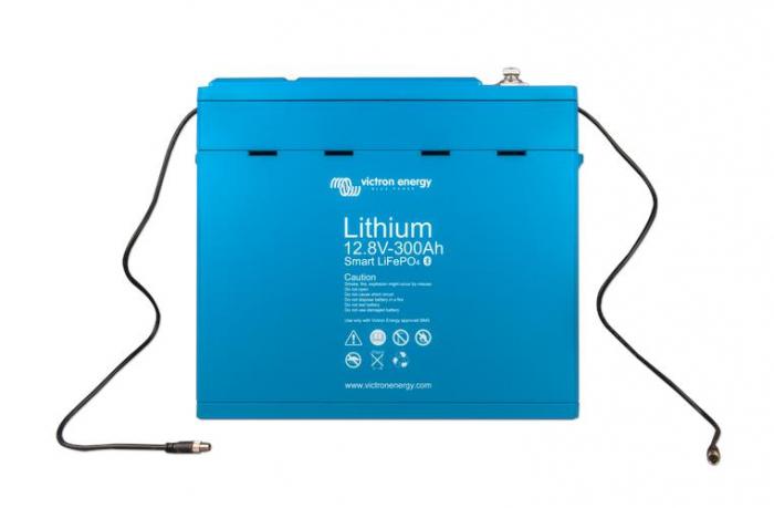 Victron Energy LiFePO4 Battery 12.8V 300Ah Smart-big