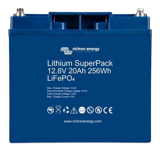 Victron Energy Lithium SuperPack 12.8V 20Ah (M5)-big