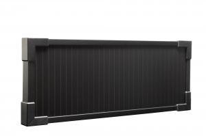 Photovoltaic Solar Panel 12V SOLARTHIN 2,5W-12V XUNZEL0