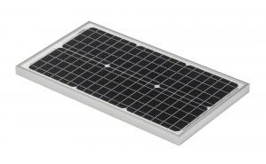 Monocrystalline solar panel 30Wp BLD30-36M0