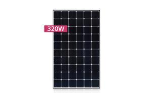 Monocrystalline Solar Panel LG NeON2 LG320N1C-G4 NeON 2 320Wp1