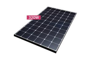 Monocrystalline Solar Panel LG NeON2 LG320N1C-G4 NeON 2 320Wp0