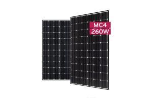 Monocrystalline Solar Panel LG260S1C-A3 - 260 Wp (MonoX)2
