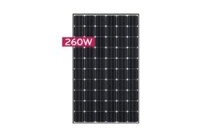 Monocrystalline Solar Panel LG260S1C-A3 - 260 Wp (MonoX)0