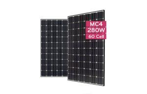 Monocrystalline Solar Panel LG280S1C-B3 - 280 Wp (MonoX AWM)3
