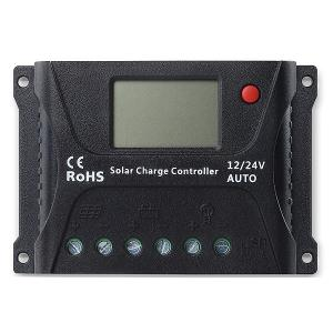 Solar charge controller Powersave PWM 10A 12/24V SR-HP24100