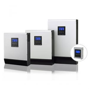 Inverter Off-Grid Poweracu Pur Sinus MKS 1K-24 1000VA 800W1