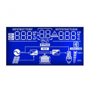 Inverter Off-Grid Poweracu Pur Sinus MKS 1K-24 1000VA 800W2