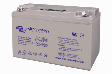 12V/110Ah AGM Deep Cycle Batt. (M8)3