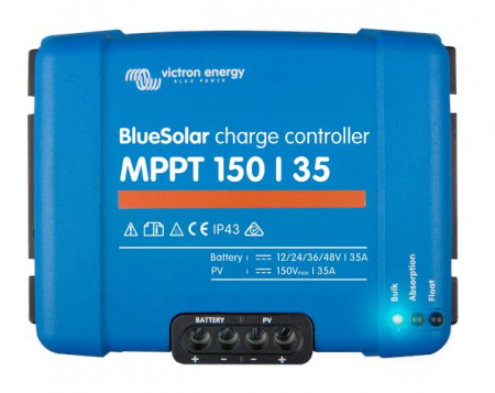 Victron Energy BlueSolar MPPT 150/350