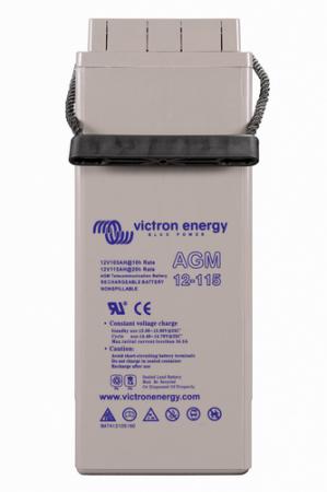 Victron Energy AGM Telecom Battery 12V 115Ah (M8)0