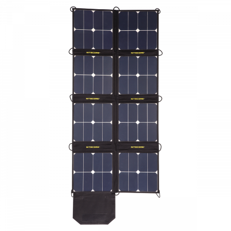 100W Foldable Solar Panel Charger0