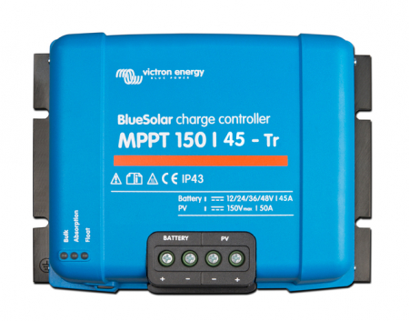 Victron Energy BlueSolar MPPT 150/45-Tr0