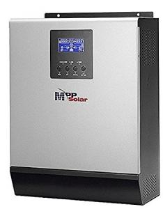 Inverter/charger MPP SOLAR Pur Sinus PIP1012HS 12V 1000W1