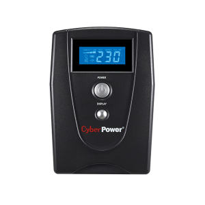 UPS Cyber Power Line-interactive VALUE600EILCD 600VA 360W1