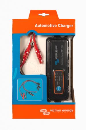 Automotive IP65 Charger 12V/4A-12V/1A6