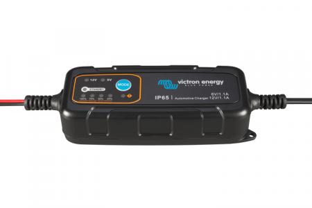 Automotive IP65 Charger 6V/12V-1,1A5