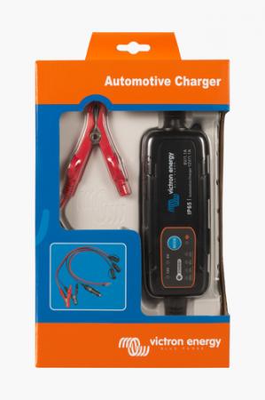 Automotive IP65 Charger 6V/12V-1,1A2