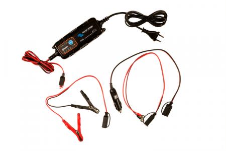 Automotive IP65 Charger 6V/12V-1,1A0