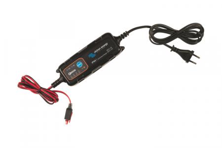 Automotive IP65 Charger 6V/12V-1,1A4