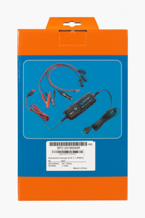Automotive IP65 Charger 6V/12V-1,1A1