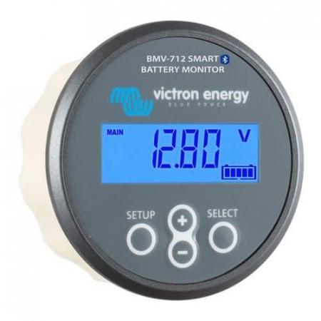 Battery Monitor BMV-712 BLACK Smart1