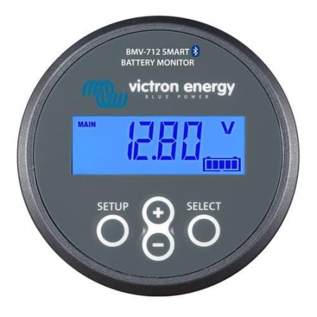 Battery Monitor BMV-712 Smart0