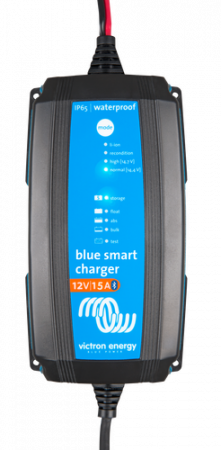 Blue Smart IP65 Charger 12/25(1) 230V CEE 7/161