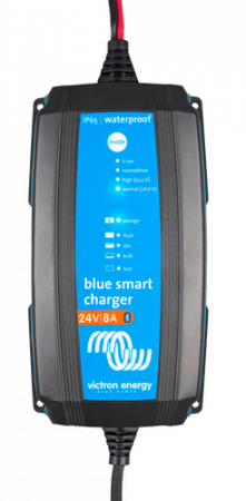 Blue Smart IP65 Charger 24/13(1) 230V CEE 7/161