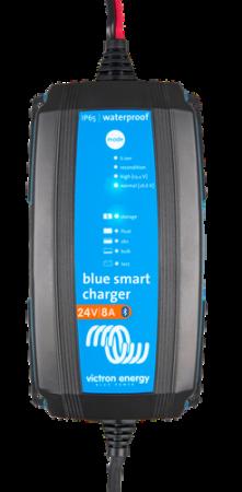 Blue Smart IP65 Charger 24/13(1) 230V UK1