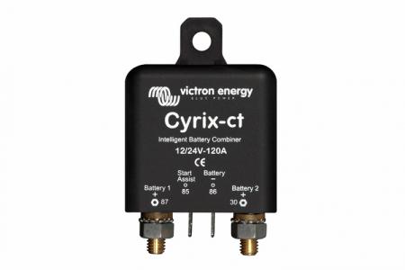 Cyrix-ct 12/24V-230A intelligent battery combiner0