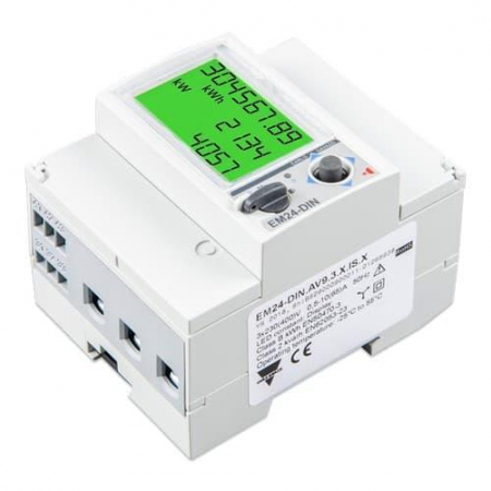 Energy Meter EM24 - 3 phase - max 65A/phase0