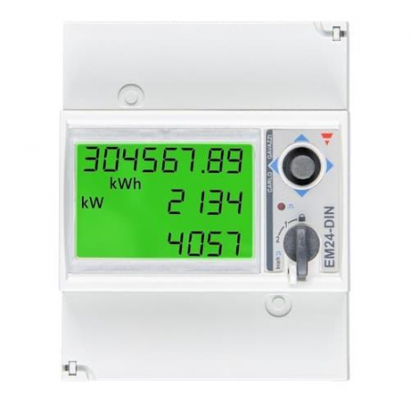 Energy Meter EM24 - 3 phase - max 65A/phase1