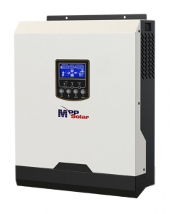 Inverter/charger MPP SOLAR Pur Sinus PIP2424MSD 24V 2400W1