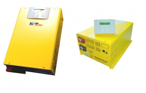 Inverter/charger MPP SOLAR Pur Sinus PIP812LC 12V 800W0