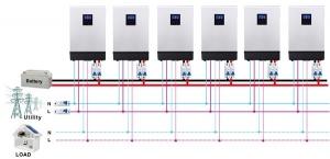 Inverter/charger MPP SOLAR Pur Sinus PIP4024HSP 24V 4000W1