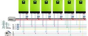 Inverter MPP SOLAR Hybrid V3048 3kva 48V 3000W3