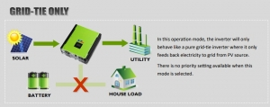 Inverter MPP SOLAR MPI hybrid solar 5kw single phase 48V MPI 5kw parallel2